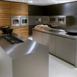 Sleek Euro Kitchen