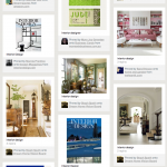 Pinterest for Interior Design
