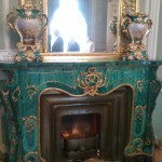 Malachite Fireplace Mantel