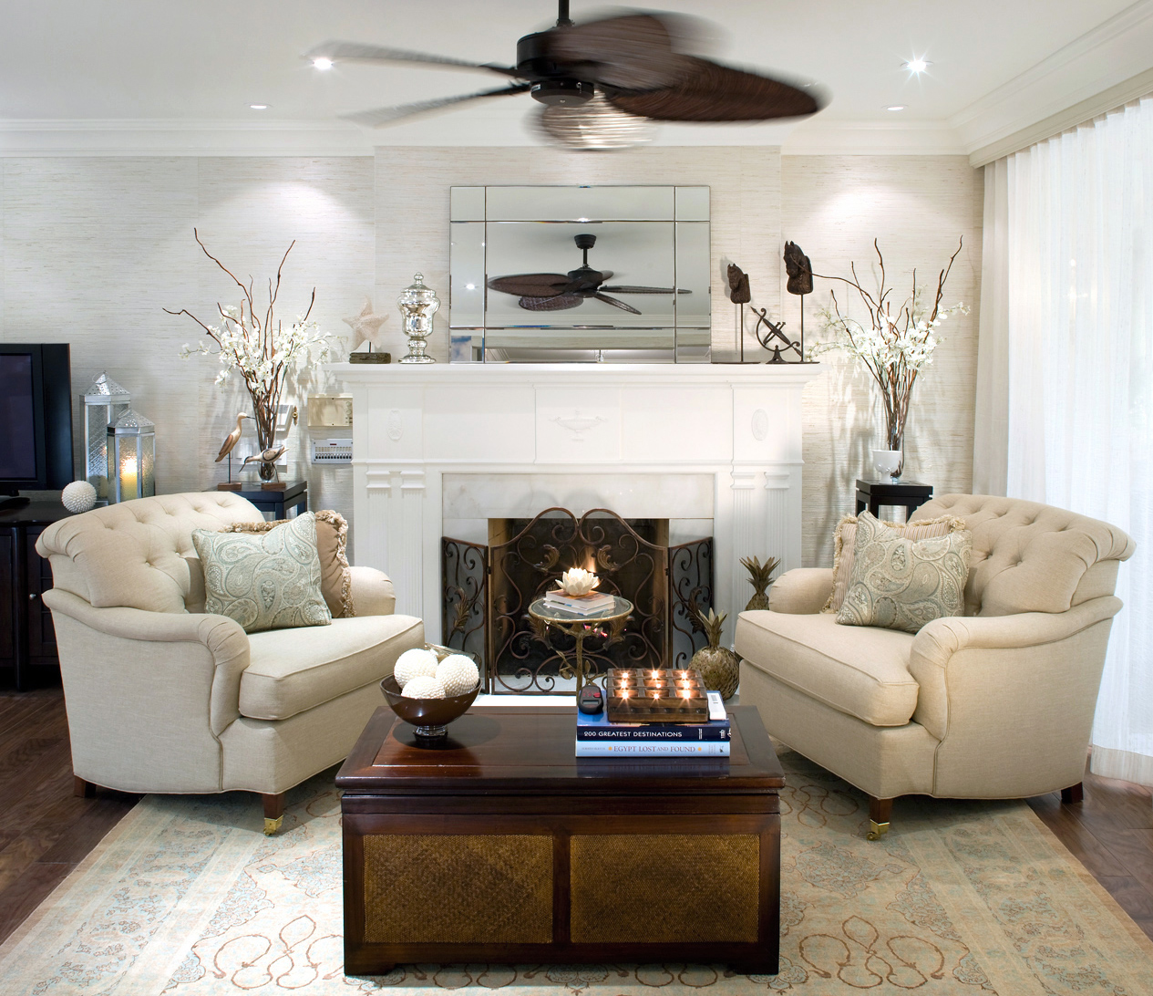 tips home design: Candice Olson Living Room