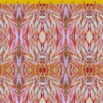 Hazy WIllow fabric by prettyhaus at Spoonflower - custom fabric