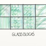 GlassBlocksWaterColor
